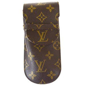 Louis Vuitton Monogram Etui Lunet Mule M62970 Semi